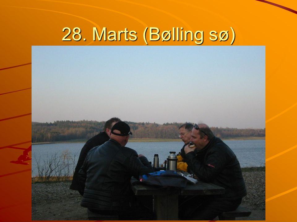 28. Marts (Bølling sø)