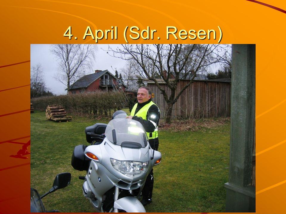 4. April (Sdr. Resen)