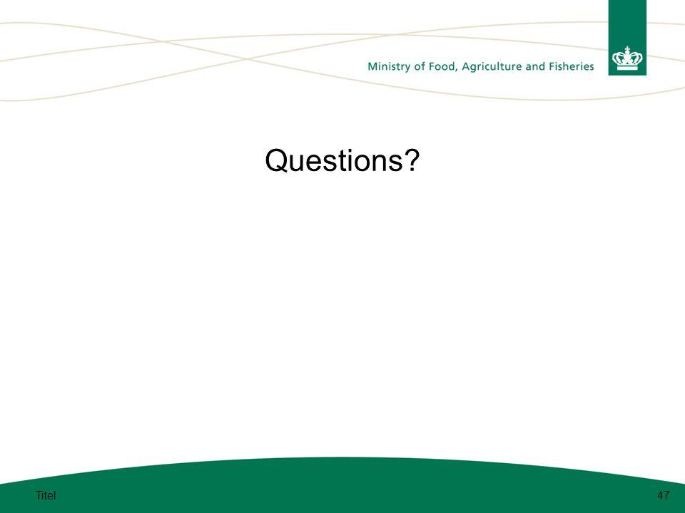 Questions Titel47