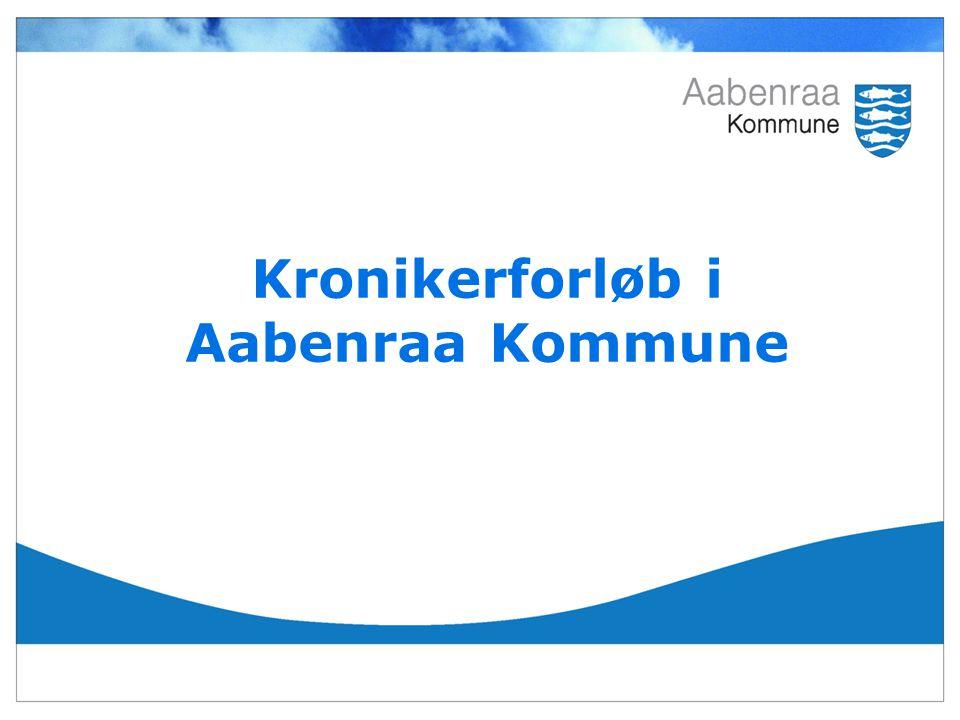 Kronikerforløb i Aabenraa Kommune