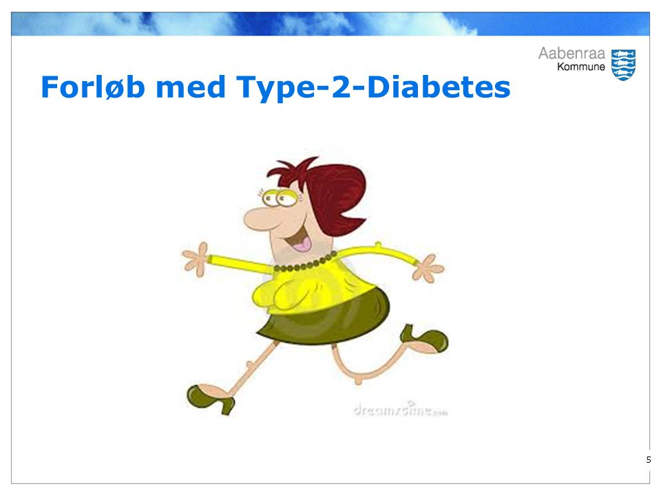 Forløb med Type-2-Diabetes 5