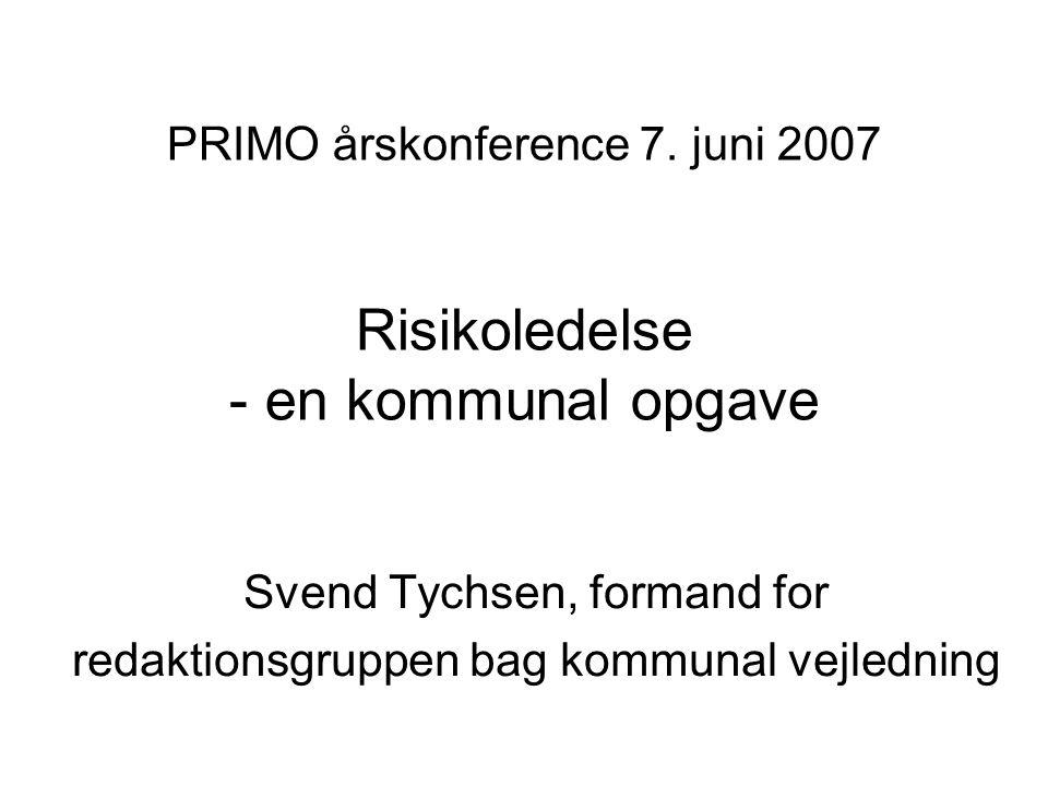 PRIMO årskonference 7.