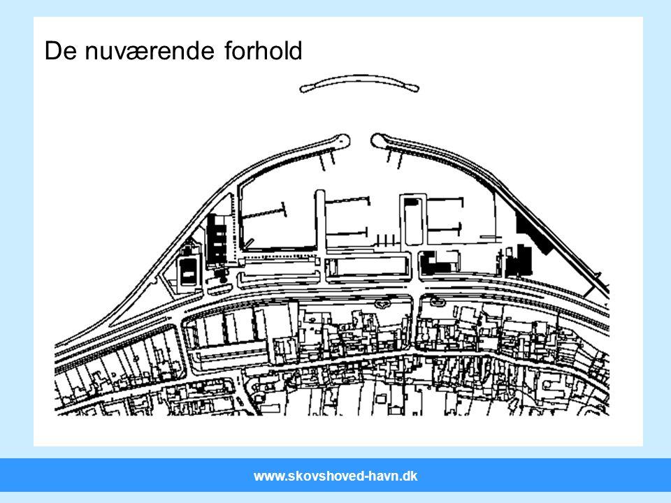www.skovshoved-havn.dk De nuværende forhold