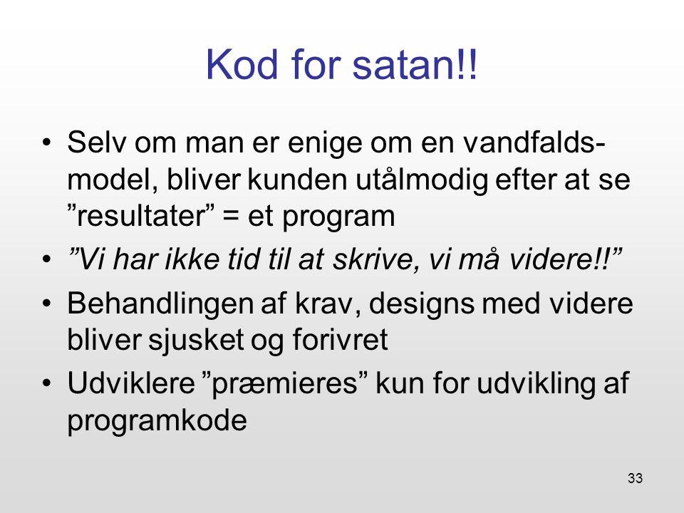 33 Kod for satan!.