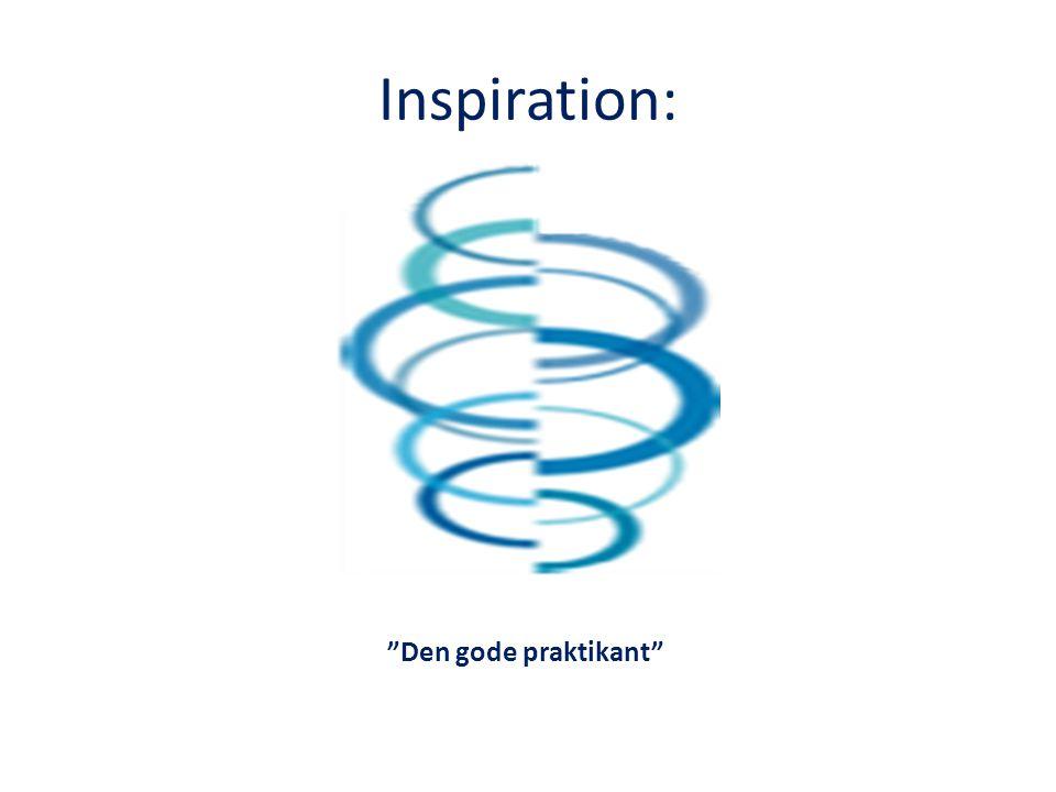 Inspiration: Den gode praktikant