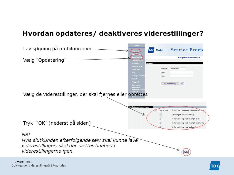 Overskrift her Tilføj presentations titel i Sidehoved / sidefod.