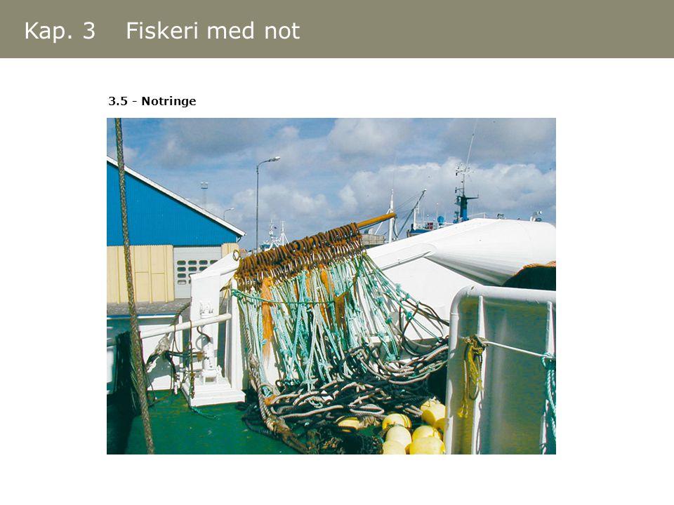 3.5 - Notringe Kap. 3 Fiskeri med not