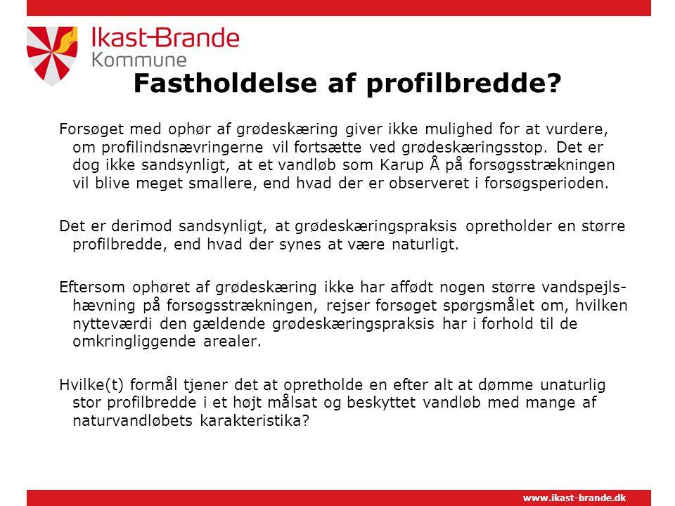 www.ikast-brande.dk Fastholdelse af profilbredde.