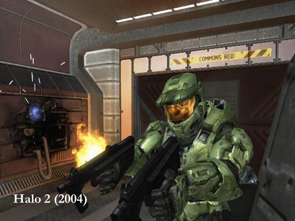SPIL OG VOLD – HVAD VAR EGENTLIG SPØRGSMÅLET 3 Halo 2 (2004)