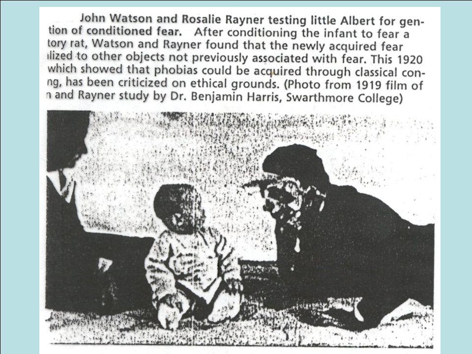 Watson og grædende Albert