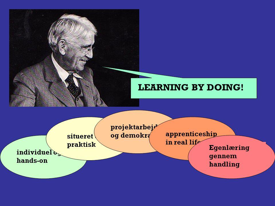 John Dewey 1859-1952 Chigaco- skolen The the reflex arc concept in psychology 1886 Artiklen er en nøgleartikel til den amerikanske funktionalisme.