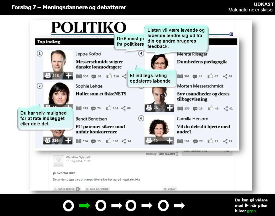Det nye Politiko er et samlingssted for de mest markante samfundsdebattører i Danmark.