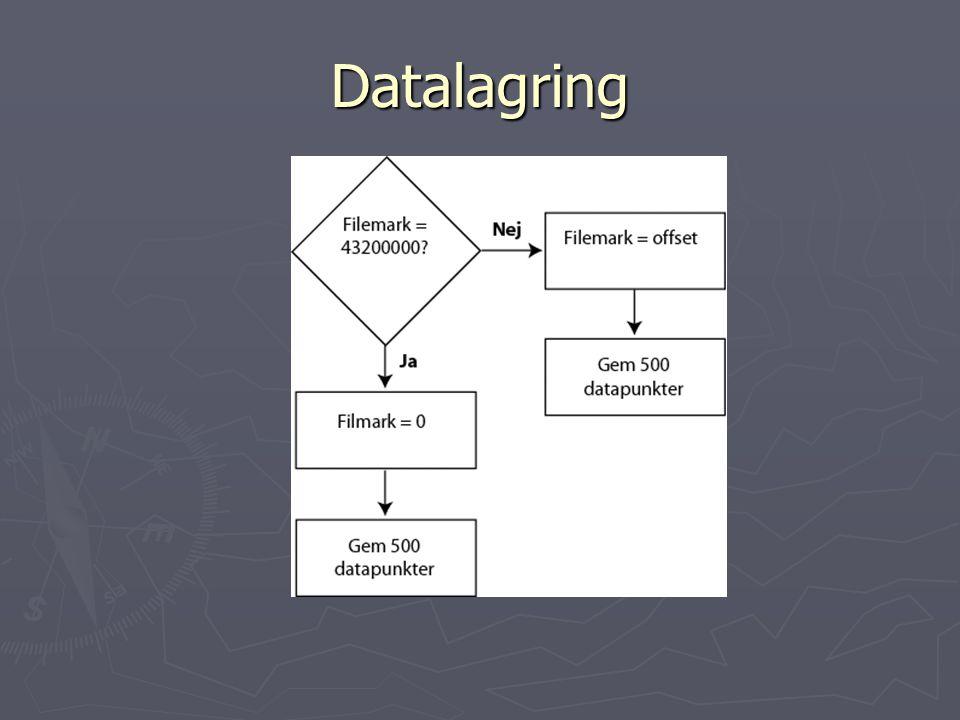 Datalagring