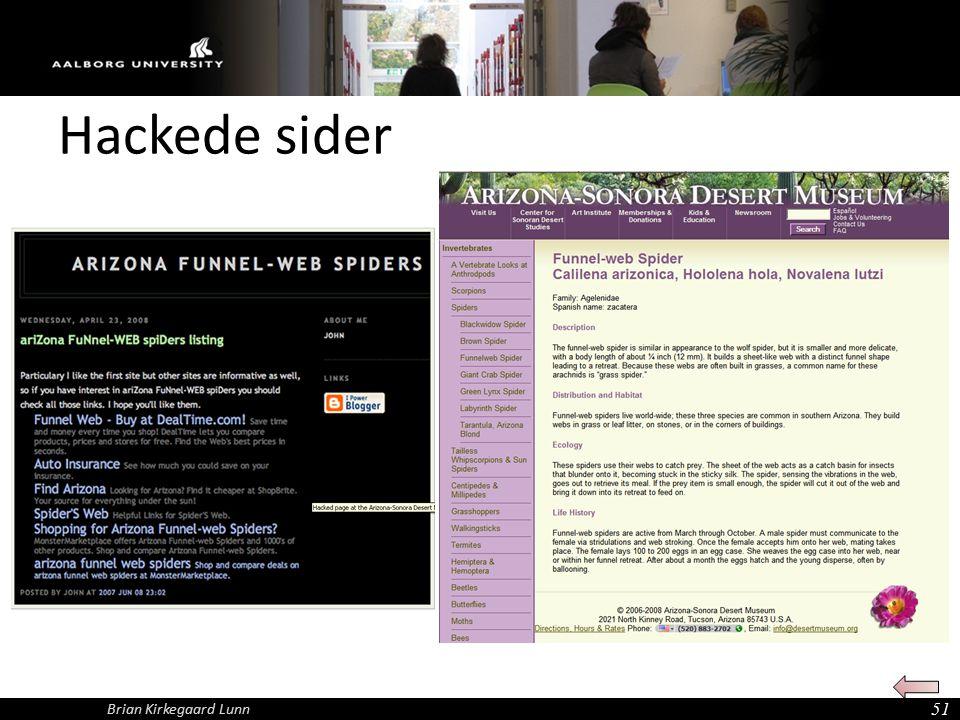Hackede sider 51 Brian Kirkegaard Lunn