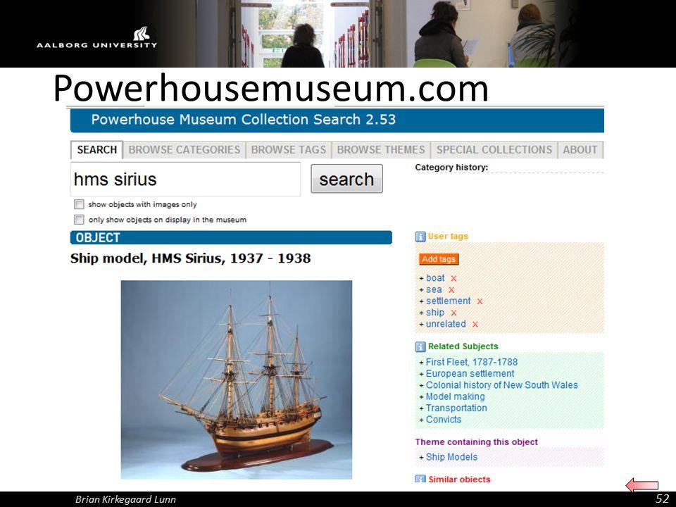 Powerhousemuseum.com Brian Kirkegaard Lunn 52