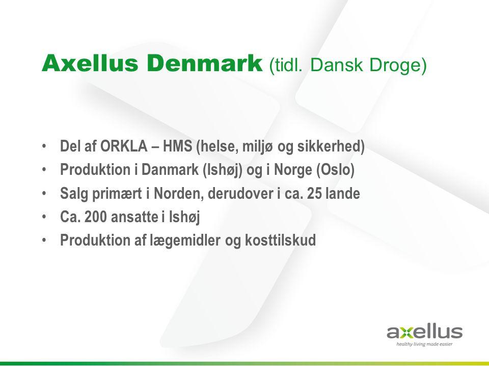 Axellus Denmark (tidl.