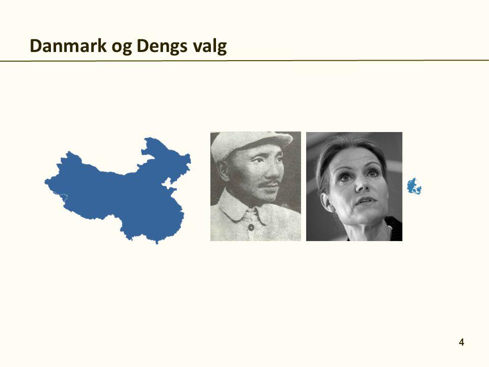 Danmark og Dengs valg 4