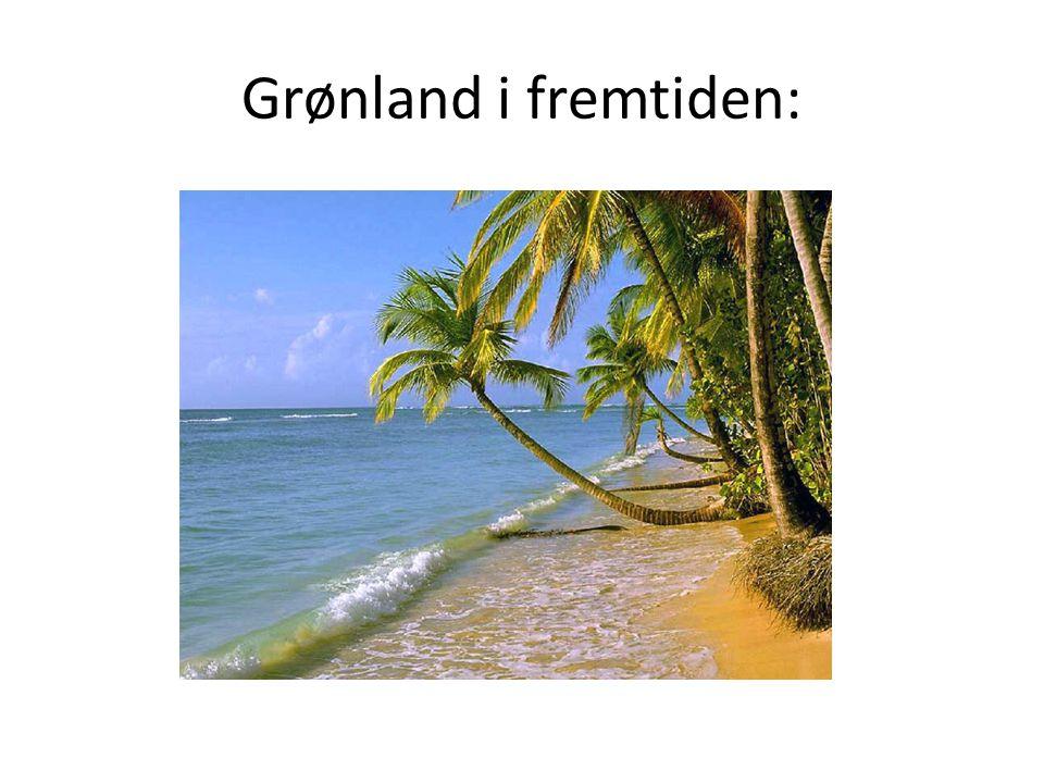 Grønland i fremtiden: