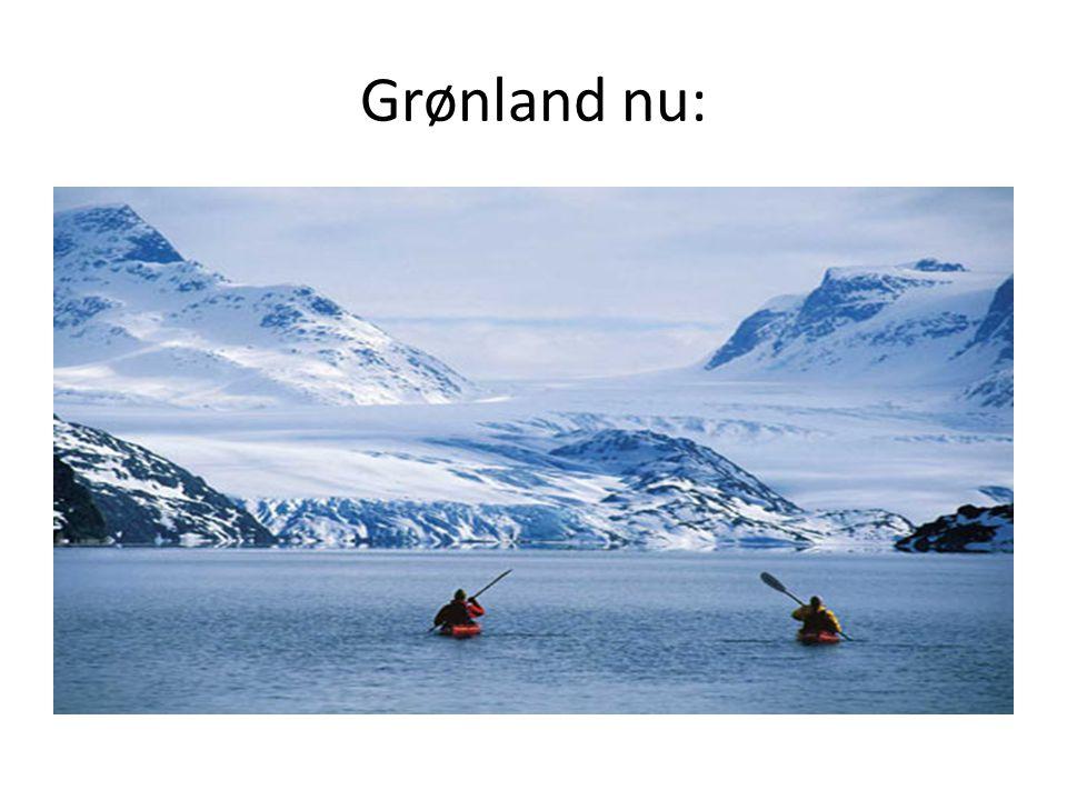Grønland nu: