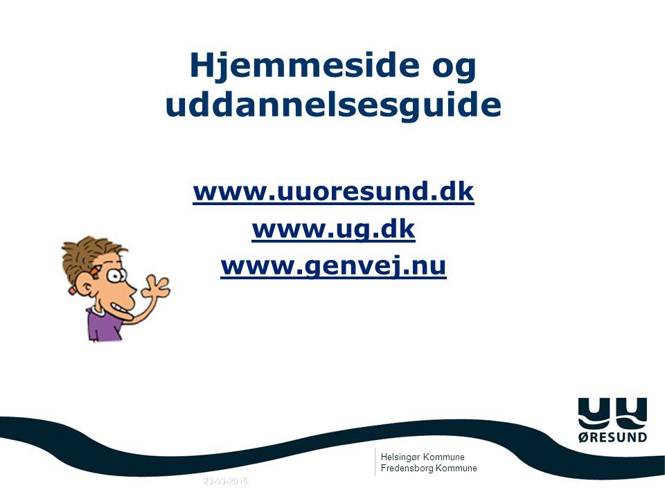 Helsingør Kommune Fredensborg Kommune 23-03-2015 HJÆÆÆLP!.