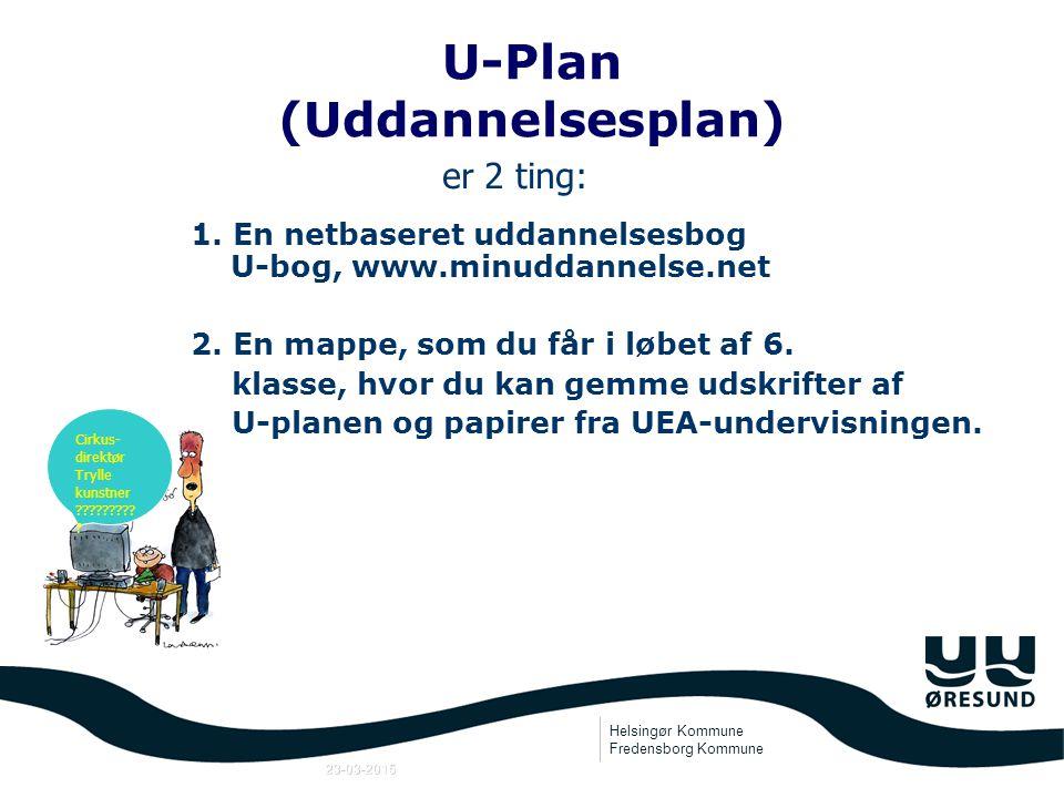 Helsingør Kommune Fredensborg Kommune 23-03-2015 Hvad laver man i UEA-undervisningen.