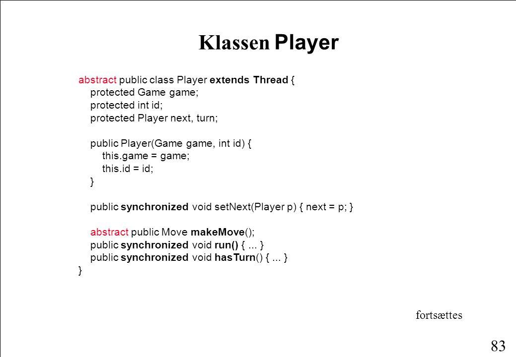 82 public boolean makeMove(Move move) { if (model.makeMove(move, turn)) { if (isOver()) { Player winner = model.winner; if (winner != null) displayMes