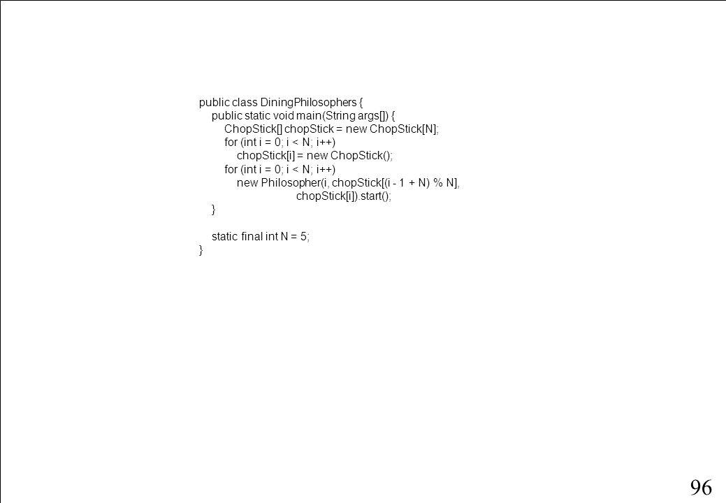 95 På de følgende sider er vist et udkast til et program, der simulerer forløbet.