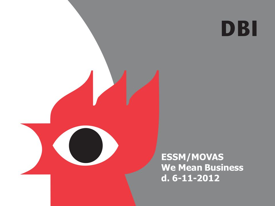 ESSM/MOVAS We Mean Business d. 6-11-2012