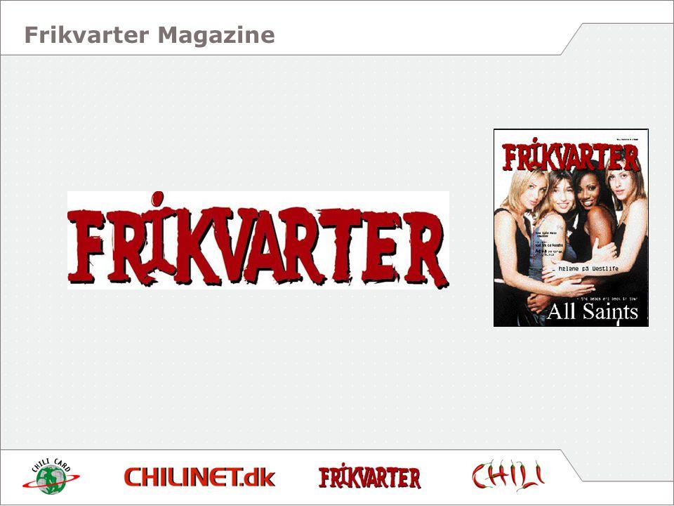 Frikvarter Magazine