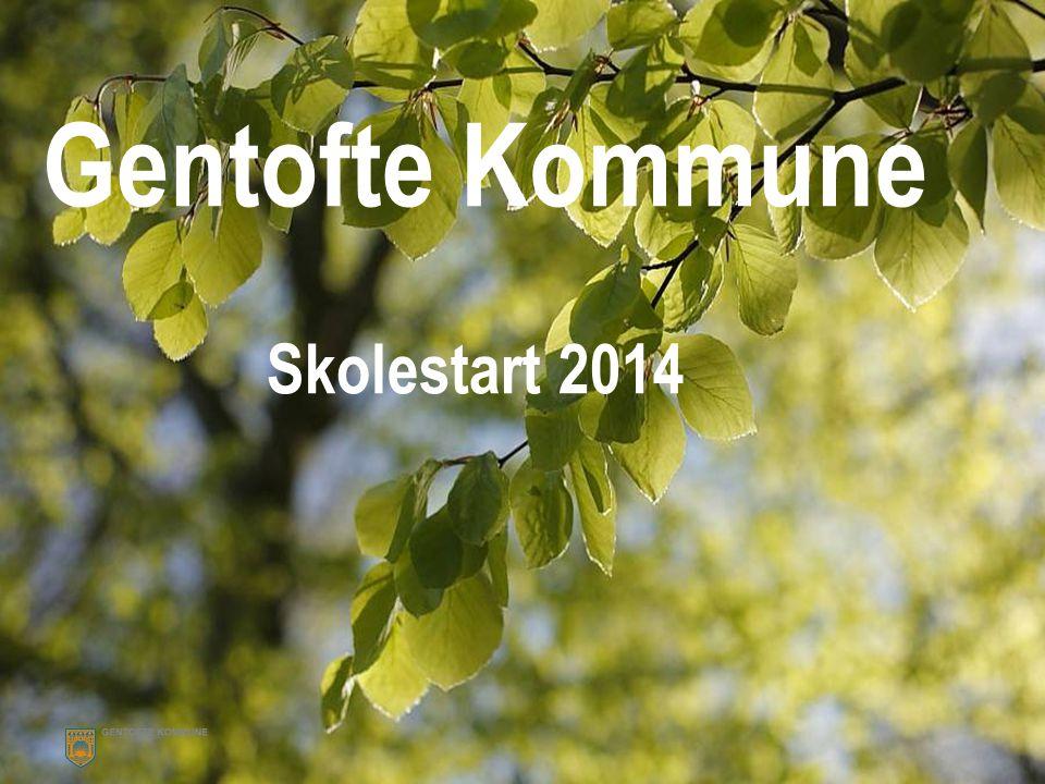 Gentofte Kommune Skolestart 2014