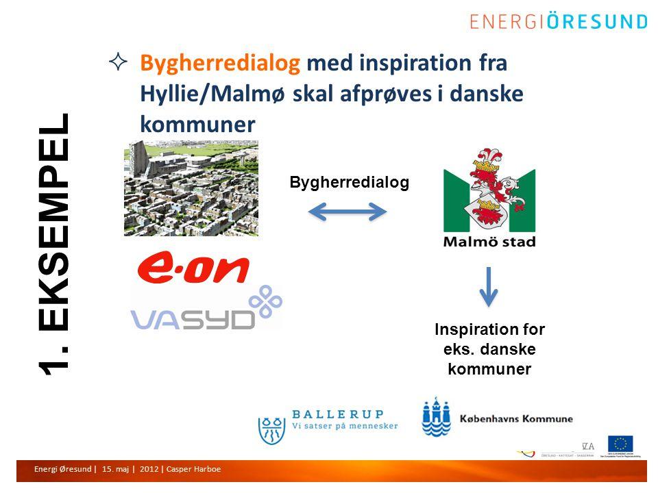 Energi Øresund | 15. maj | 2012 | Casper Harboe 1.