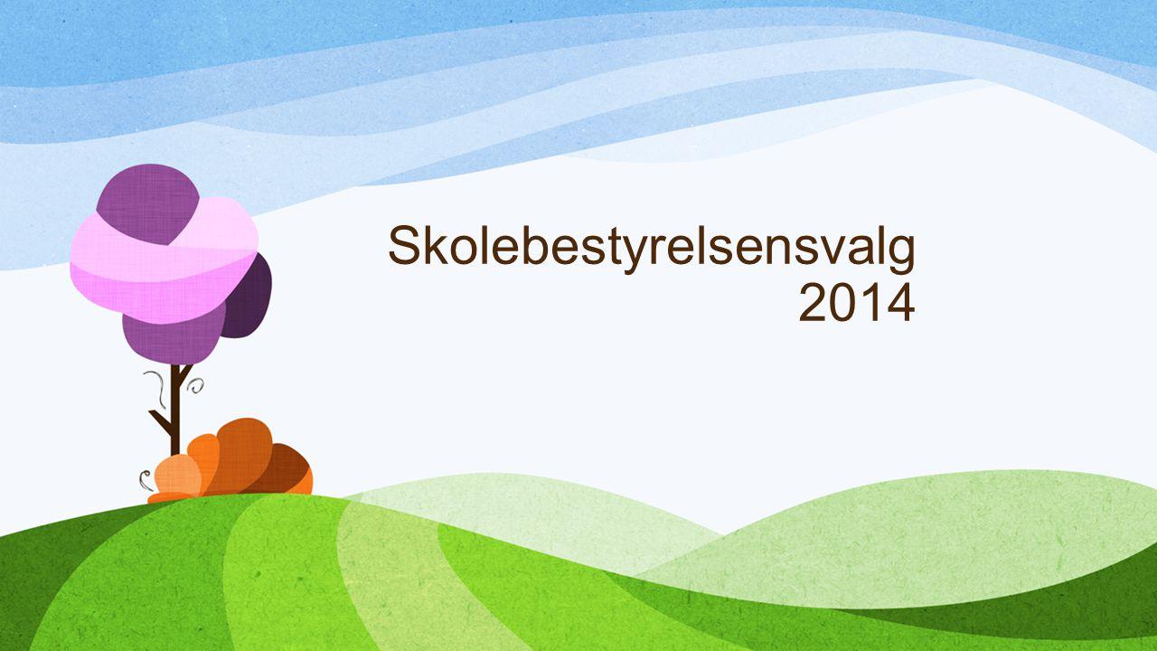 Skolebestyrelsensvalg 2014