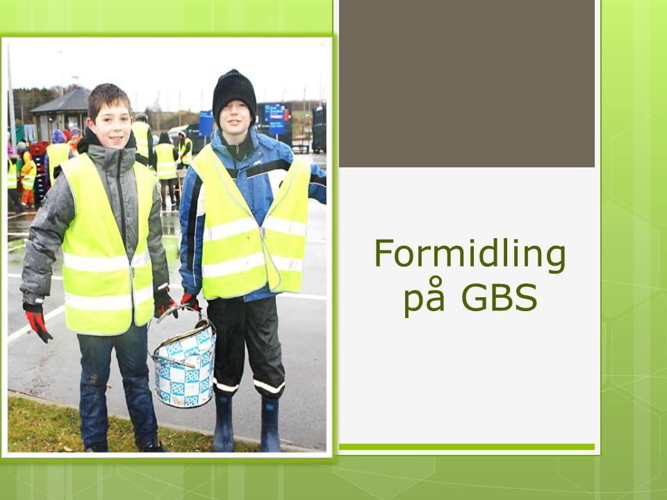 Formidling på GBS