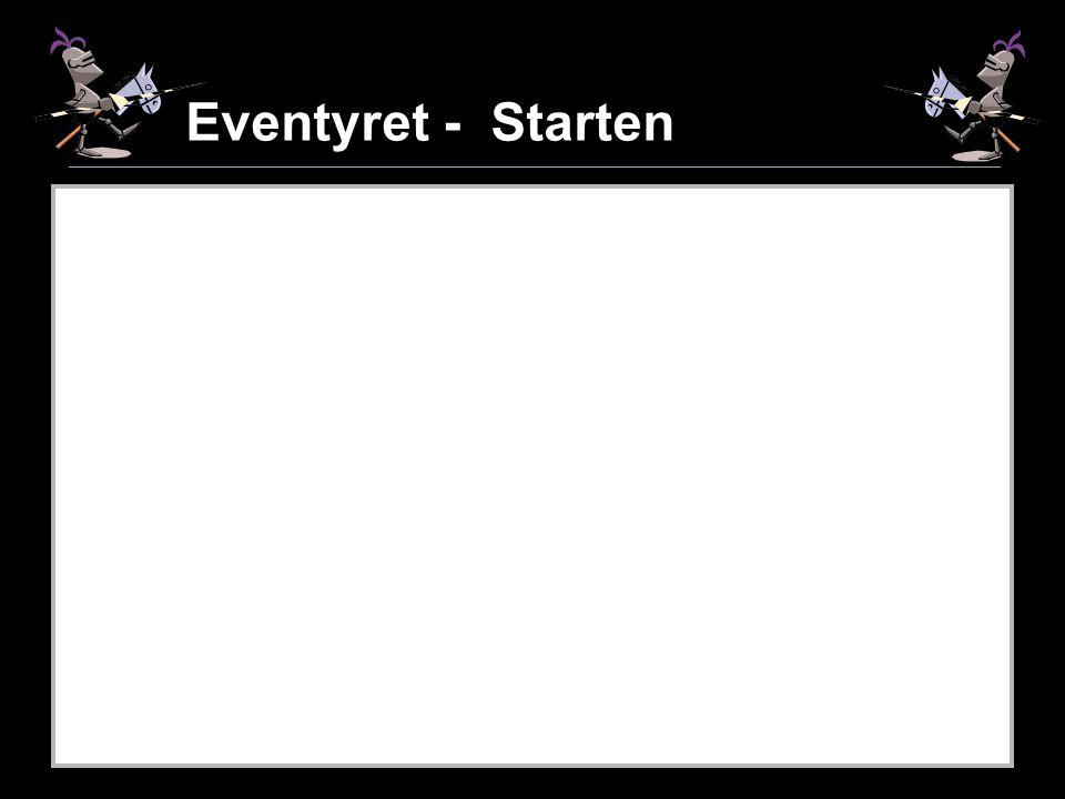 Eventyret - Starten