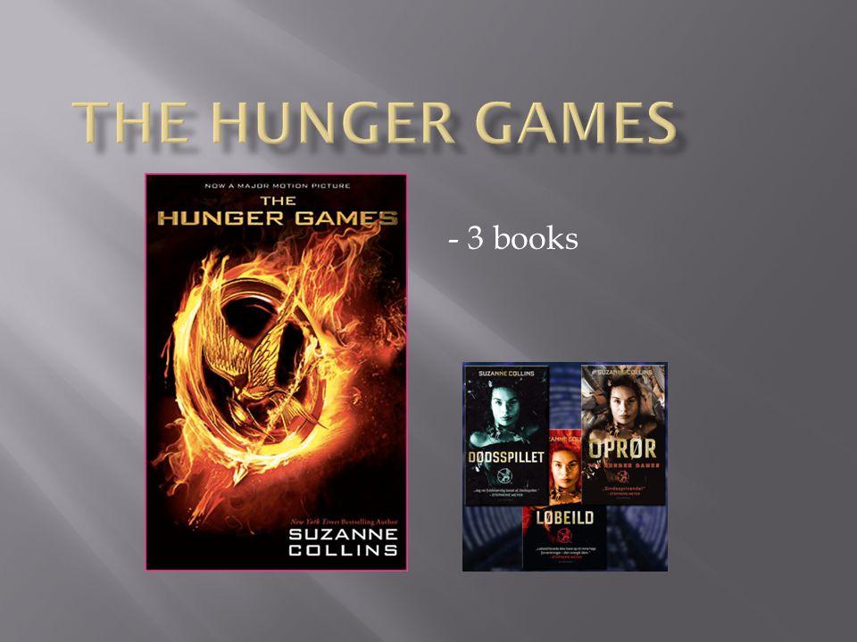 - 3 books