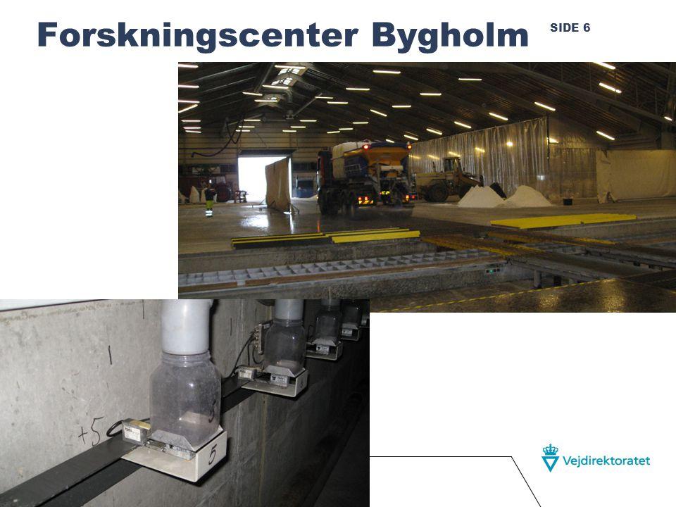 SIDE 6 Forskningscenter Bygholm