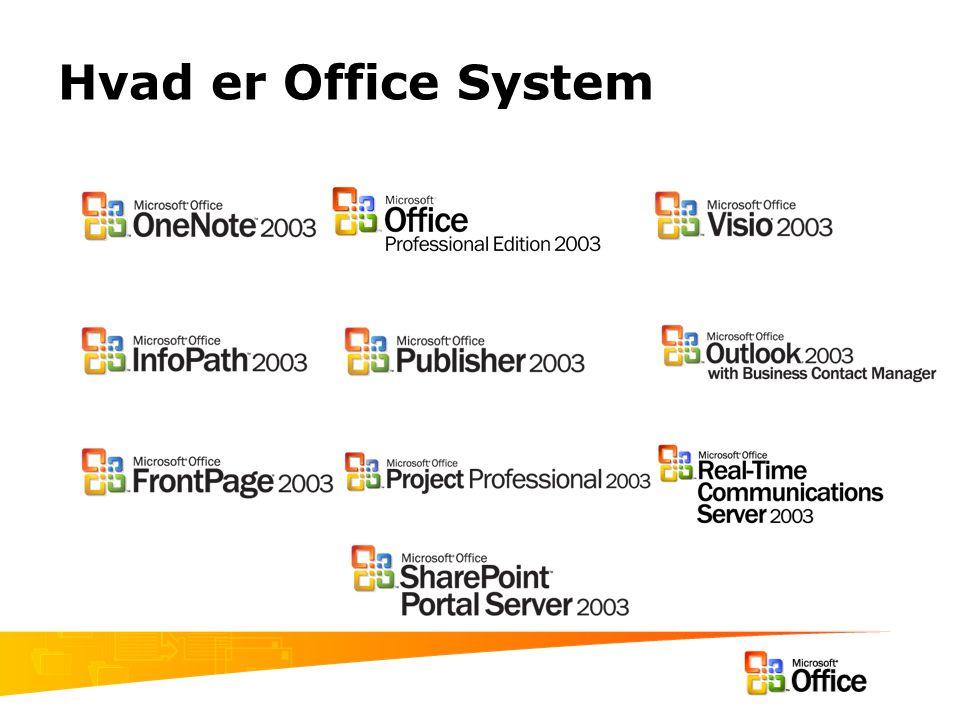 Hvad er Office System