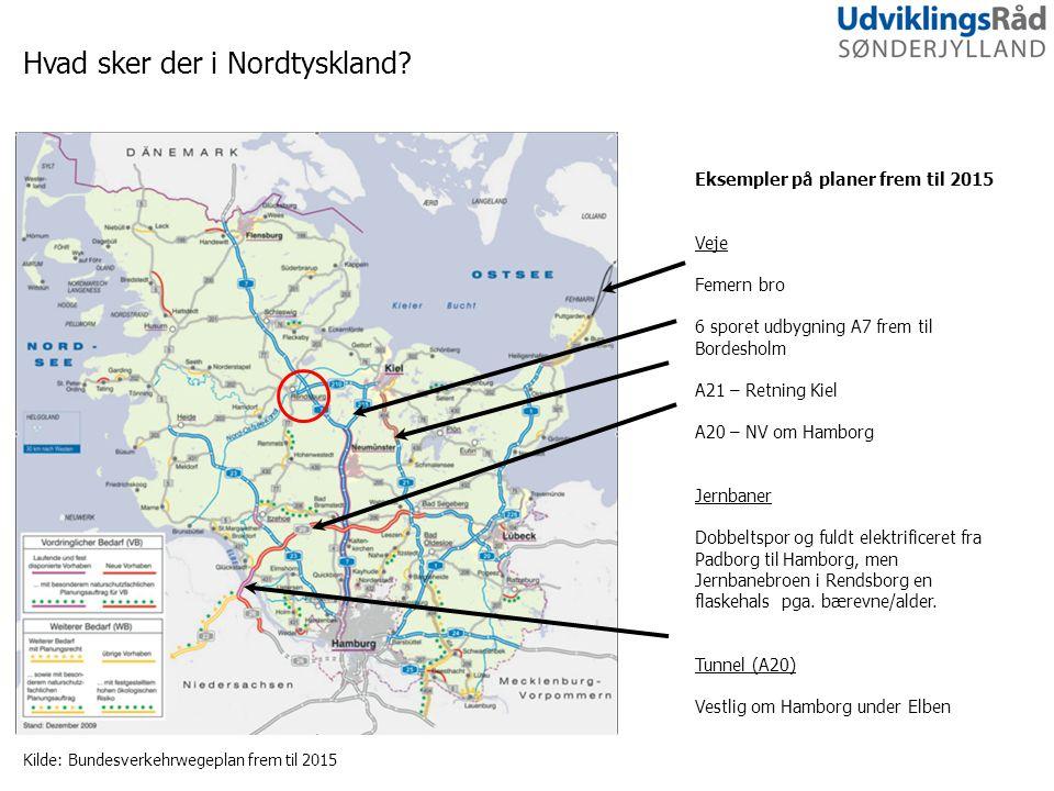 Hvad sker der i Nordtyskland.