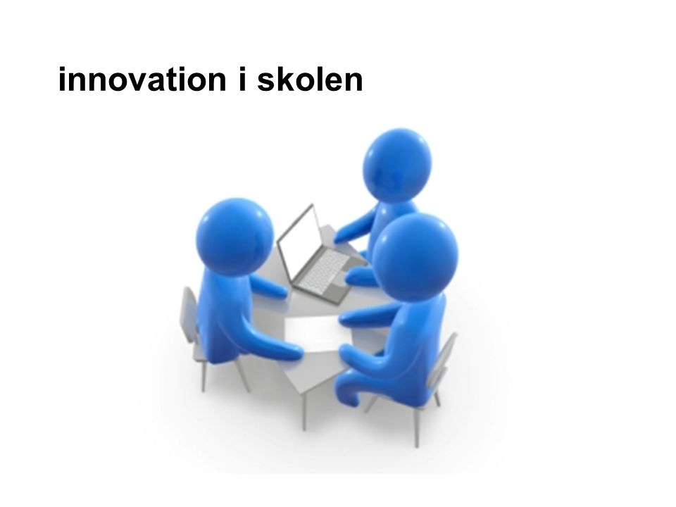 innovation i skolen