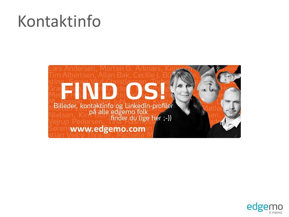Kontaktinfo www.edgemo.com