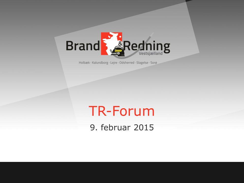 TR-Forum 9. februar 2015