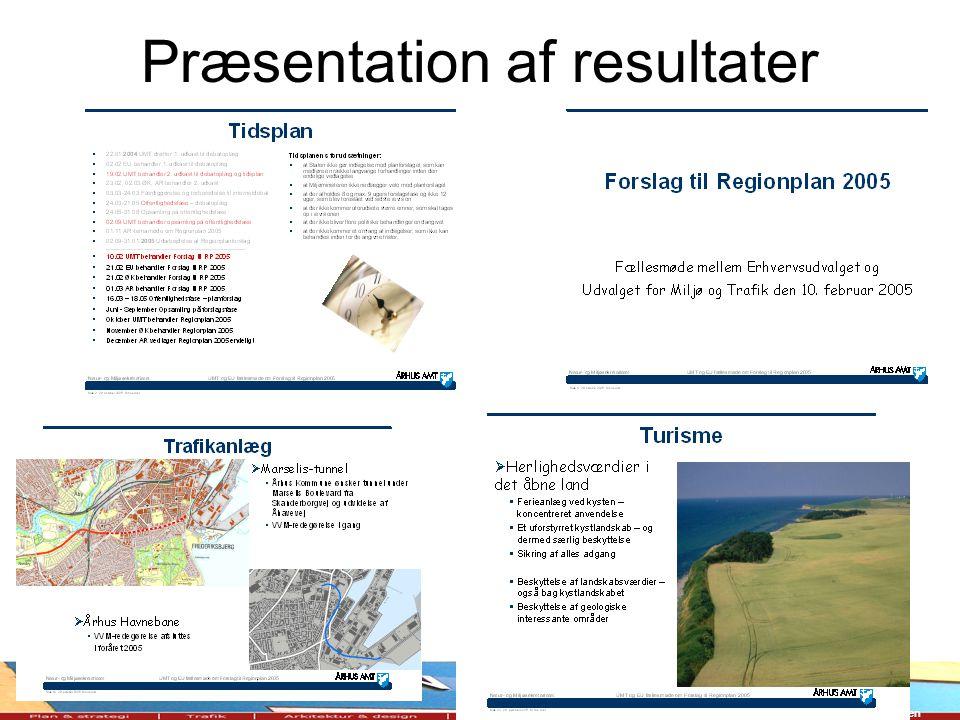 Torben Kjeldgaard Larsen Præsentation af resultater