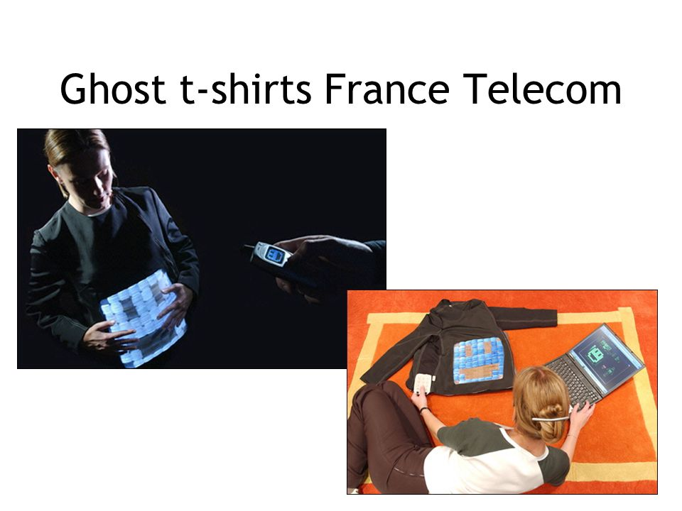 Ghost t-shirts France Telecom