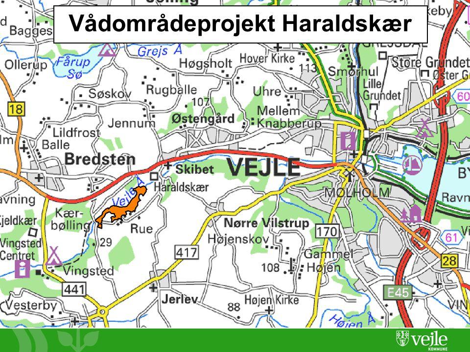 Side 2 Vådområdeprojekt Haraldskær