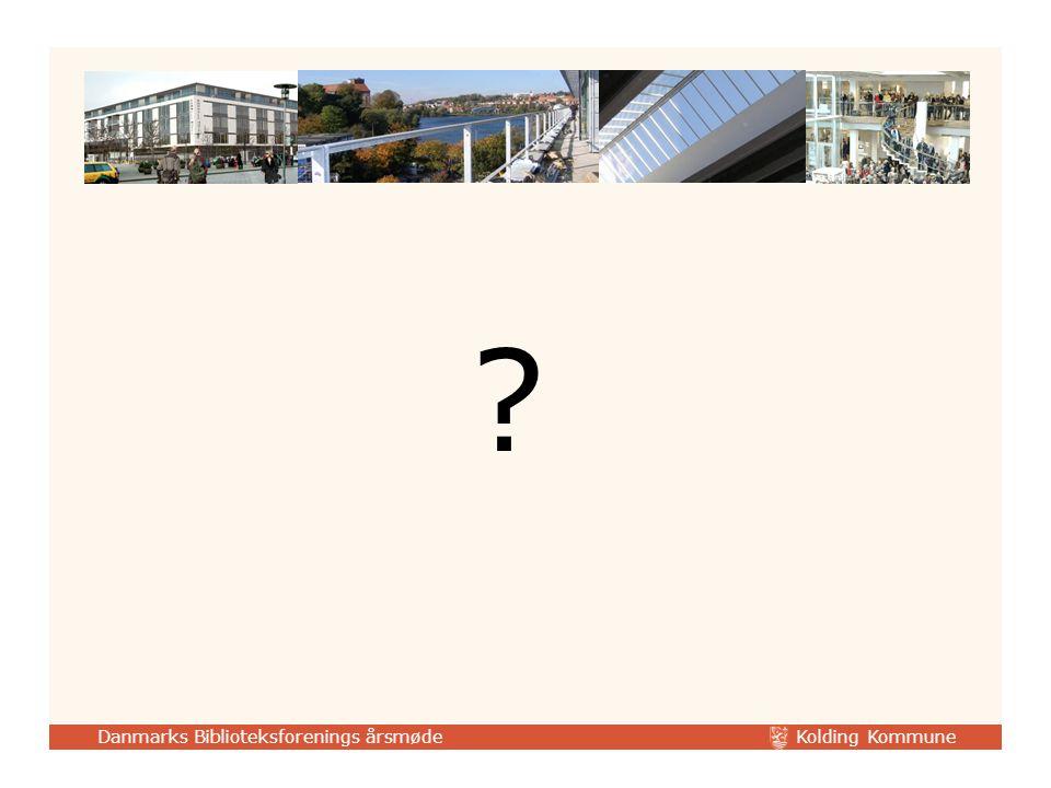 Danmarks Biblioteksforenings årsmøde