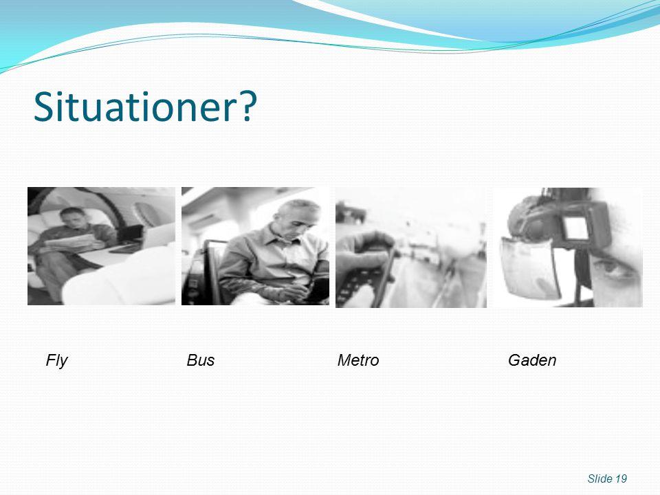 Situationer Slide 19 Fly Bus MetroGaden