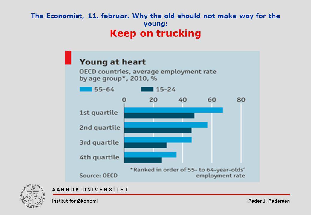Peder J. Pedersen The Economist, 11. februar.