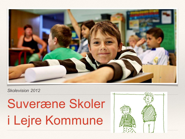 Skolevision 2012 Suveræne Skoler i Lejre Kommune