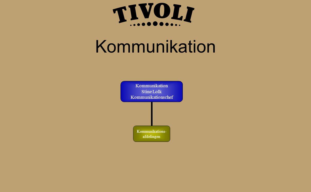 Kommunikation Stine Lolk Kommunikationschef Kommunikations- afdelingen Kommunikation