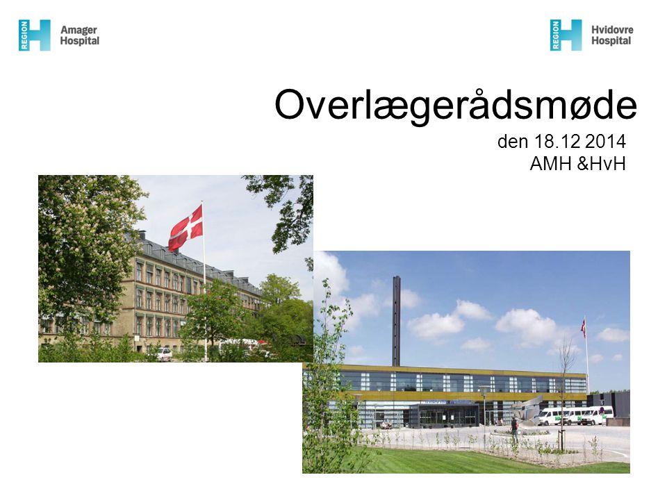 Overlægerådsmøde den 18.12 2014 AMH &HvH